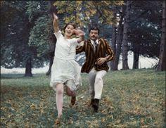 Women in Love: Oliver Reed & Glenda Jackson