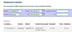 Here is my Withdrawal Proof from AdClickXpress. I get paid daily and I can withdraw daily. Online income is possible with ACX, who is definitely paying - no scam here. I WORK FROM HOME less than 10 minutes and I manage to cover my LOW SALARY INCOME. If you are a PASSIVE INCOME SEEKER, then AdClickXpress (Ad Click Xpress) is the best ONLINE OPPORTUNITY for you.  http://www.adclickxpress.com/?r=shsefgkcmu6&p=aa
