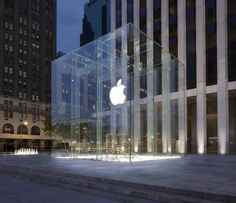 The Apple Store around the world. Whole photogallery on www.jacktech.it