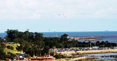 Parque Rodo, Montevideo, Uruguay. Fin de semana movido. 2013