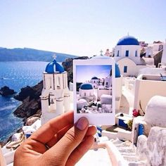 Santorini is a form of heaven on earth