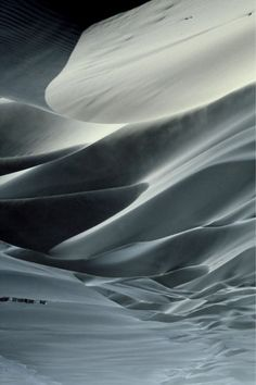 mountain curves