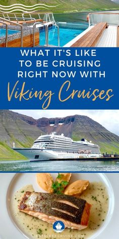 What It's Like on Viking Ocean Cruises Right Now - We are live with a full report of what it's like on Viking ocean cruises right now as the cruise line returns to service in Iceland!