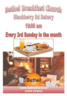 Bethel Church is a Small organic church in Colchester with a heart to serve the community of Colchester. Bethel Church, Bakery, Breakfast, Morning Coffee, Bread Store, Bakery Business