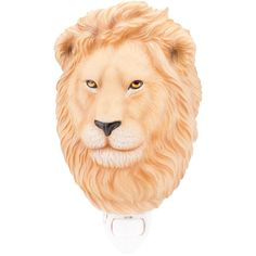 Lion - Hand Painted Nightlight By Ibis & Orchid Design
