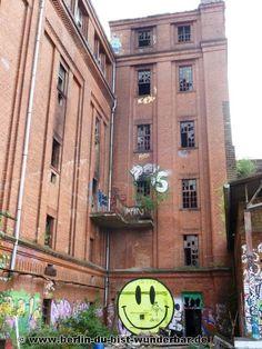 Berlin - Die Bärenquell-Brauerei #3 ~ Berlin du bist wunderbar - spannende Orte in die Stadt
