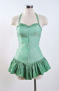 1940′s playsuit