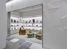 Barneys Beverly Hills by Steven Harris Architects, Los Angeles – California