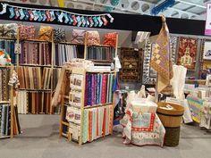 Juberry Fabrics at Harrogate.