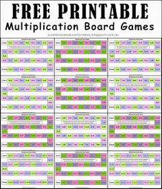 Suzie's Home Education Ideas: Keeping Multiplication Fun and Hands-on