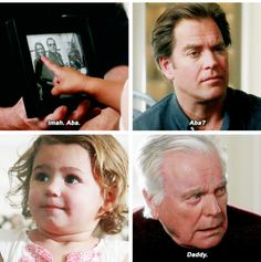 Ziva have tali telling About tony