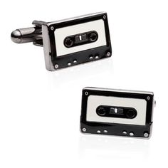 Mix Tape Cufflinks by Cufflinksman