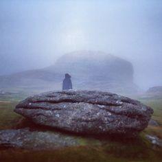 """Rowan in a cloud"" by the amazing Jane Cabrera."