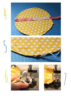 Small gifts for Christmas: kitchen charlottes! ultra simple and ultra practical. - Little Clary Easy Sewing Projects, Sewing Hacks, Sewing Crafts, Coworker Birthday Gifts, Bees Wrap, Diy Gifts For Boyfriend, Couture Sewing, Sewing Box, Diy Crafts To Sell