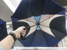 We thought we'd seen everything from Japan, but this is one thing we never saw coming. Upskirt umbrellas