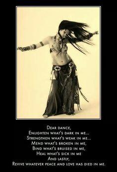 """""""A Dancer's Prayer"""""""