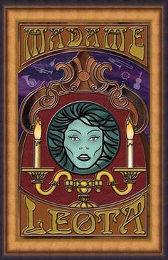 *LEOTA ~ The Haunted Mansion, 2003