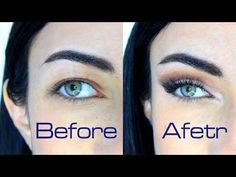 make up Hooded Downturned Droopy Eyes Makeup Tutorial Droopy Eye Makeup, Makeup For Downturned Eyes, Pink Eye Makeup, Dramatic Eye Makeup, Eye Makeup Steps, Colorful Eye Makeup, Makeup For Green Eyes, Natural Eye Makeup, Smokey Eye Makeup