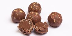 Store-cupboard tea truffles