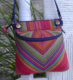 The Tandem Tote - Pattern