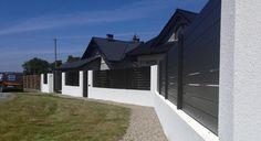 nowoczesne ogrodzenie aluminiowe xcel horizon bielsko