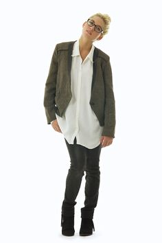 Veste NYC - Eple and melk sur Twicy store.