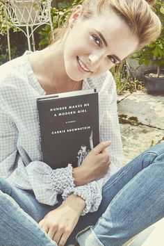 Pin for Later: When Emma Watson Recommends a Book, You Better Believe We're Going to Read It