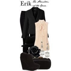 """Erik - The Phantom of the Opera"" by thebroadwaywardrobe on Polyvore"