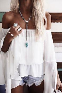 Cute Bohemian Style Ideas For Inspiration - My Cute Outfits Moda Boho, Boho Fashion, Fashion Outfits, Womens Fashion, Net Fashion, Boho Outfits, Paris Fashion, Fashion Online, Casual Outfits