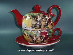 Tea for One Kittens