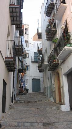 Peñíscola, SPAIN.