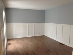 And the living room after the makeover! (March 2015)  The whole main floor took 5 weeks in total