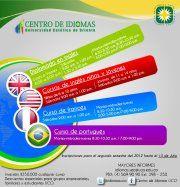 CENTRO DE IDIOMAS UCO White Out, Languages, Centre