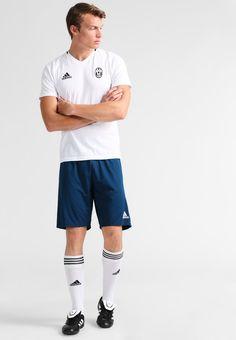 Haz clic para ver los detalles. Envíos gratis a toda España. Adidas  Performance JUVENTUS TURIN Pantalón corto de deporte blue night white  ... a5ca3045fb1d8