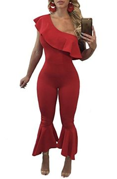 Cromoncent Women Hooded Cosplay Playsuit Halloween Deep V-Neck Sleeveless Jumpsuits