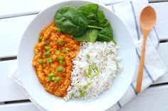 Xtreme Fat Loss - Recette de Dahl (dal) | Lentilles corail coco curry - Alice Esmeralda Completely Transform Your Body To Look Your Best Ever In ONLY 25 Days With The Most Strategic, Fastest New Year's Fat Loss Program EVER Developed—All While Eating WHATEVER You Want Every 5 Days...
