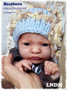 BB - Realborn Presley Awake Prototype 4 of 4 is on eBay Now! - Bountiful Baby Customer Forum