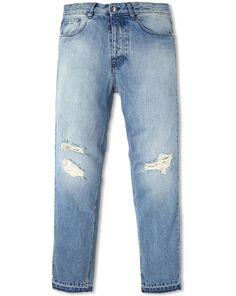 AMI five-pocket jeans