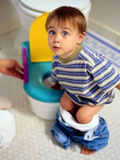 Should my toddler be potty trained by now?