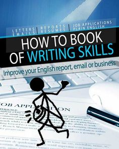 """A Girl and Her Kindle: Words at Work: The """"How to"""" Book of Writing Skills - FREEBIE!"""