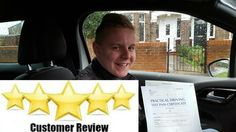 Tom Drury: I found Elite Driving School on the internet while browsing. I decided to book lessons with elite because they had plenty of positive reviews and it is a well-known driving school with plenty of success. I booked my first lesson on the phone, the same day I phoned to discuss the details, which was brilliant. I rate my driving instructor 10/10. Stuart Mclean was a brilliant person with a great personality, with outstanding patience. I would highly recommend him to beginner drivers.