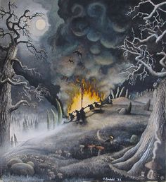 Dance of the Witches - Peter Lindahl