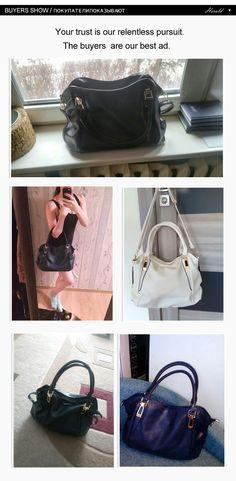 1a38609906  30.87 - Awesome Herald Fashion Designer Women Handbag Female PU Leather  Bags Handbags Ladies Portable Shoulder