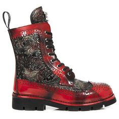 New Rock Boots Stiefel Stiefelette