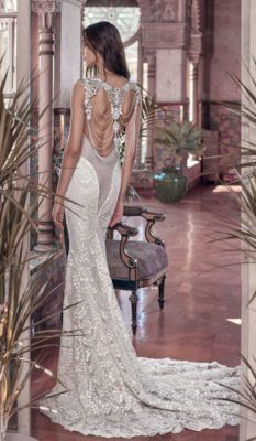 Wedding Dress Inspiration - Galia Lahav