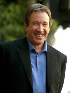 TIM ALLEN, comedian and actor on TV (Home Improvement) and film (Toy Story, Wild Hogs, The Santa Claus), graduated from Western Michigan University in Kalamazoo, MI.