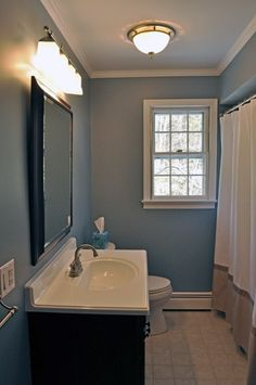 Silvery Blue 1647 Paint - Benjamin Moore Silvery Blue Paint Color ...