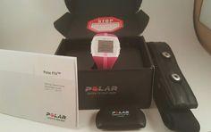 Polar FT4F Purple/Pink Fitness Monitor #Polar