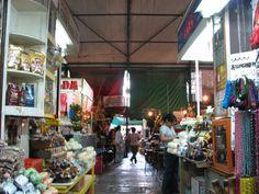 Market in Juarez, Mexico