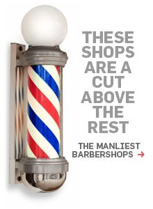 Which barber shops are a cut above the rest? THESE 20.